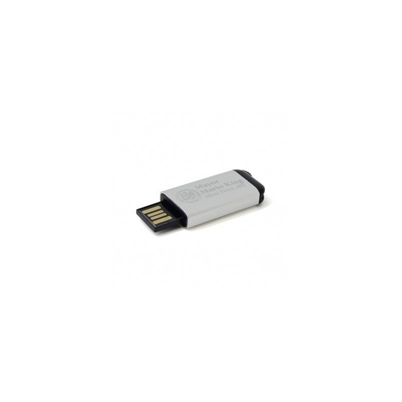 Cle USB Glacée Or