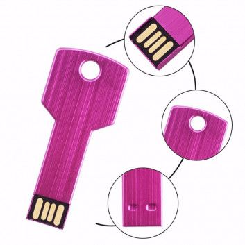 Cle USB Clef Carre Color  - 21