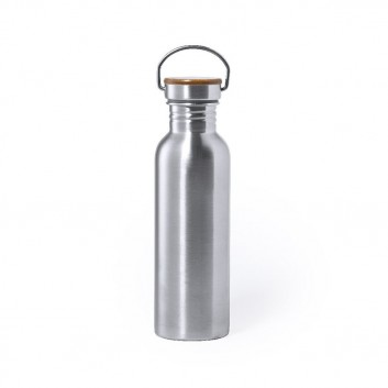 Bouteille Luxe Metal-Bambou  - 1