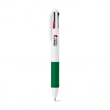 Stylo 4 Couleurs Budget  - 1