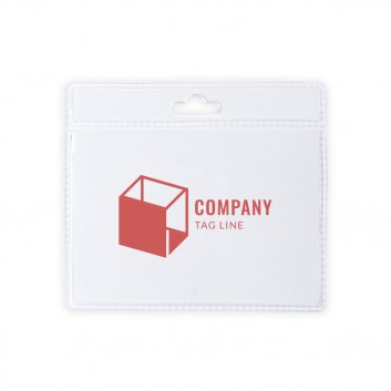 Porte-Badge Transparent Budget  - 2
