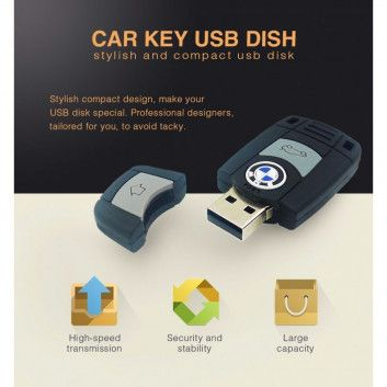 Cle USB Contact Voiture 1  - 5