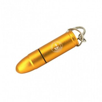 Cle USB Balle Pistolet Or  - 8