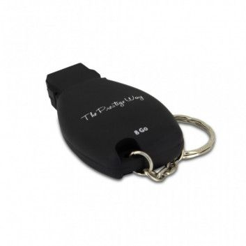 Cle USB Contact Voiture 2  - 6
