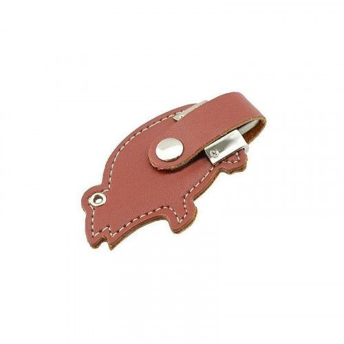 Cle USB Cuir Grenouille