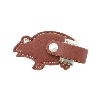 Cle USB Cuir Grenouille  - 5