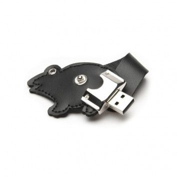 Cle USB Cuir Grenouille  - 7
