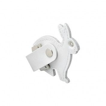 Cle USB Cuir Lapin  - 3