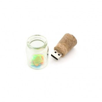 Cle USB Fiole  - 7