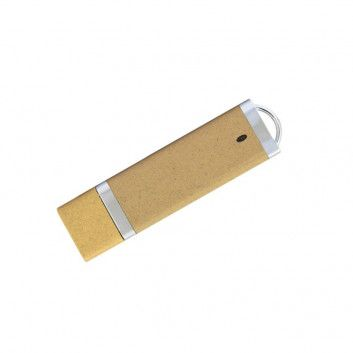Cle USB Galaxie Biodegradable  - 2