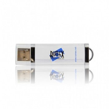 Cle USB Galaxie Verre  - 1