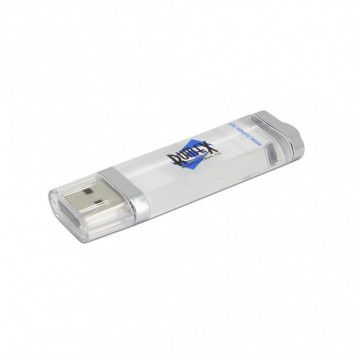 Cle USB Galaxie Verre  - 4