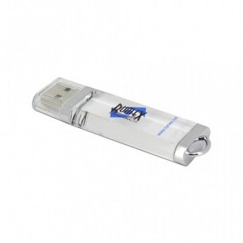 Cle USB Galaxie Verre  - 5