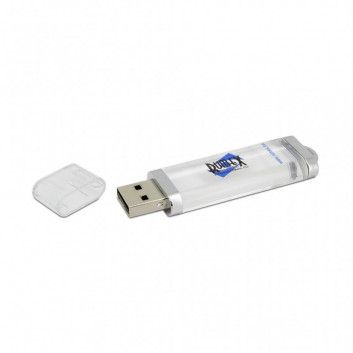 Cle USB Galaxie Verre  - 6