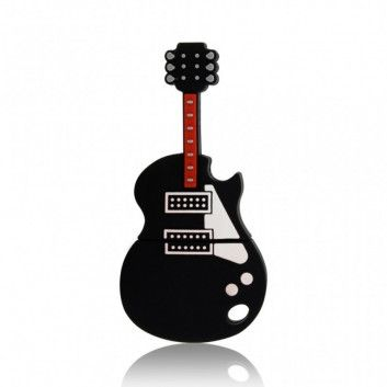 Cle USB Guitare Folk  - 1