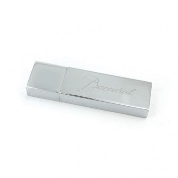 Cle USB Luxe Argent  - 5