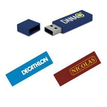 Cle USB Luxe Couleur  - 3