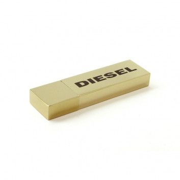 Cle USB Luxe Or  - 2