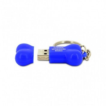 Cle USB Os Silicone  - 16