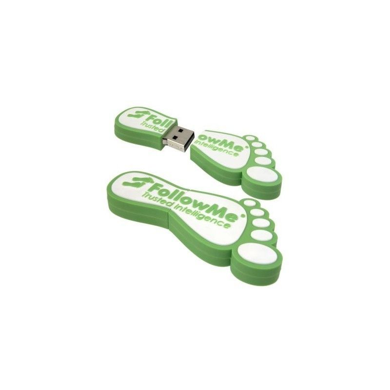 Cle USB Pied  - 1