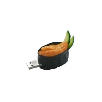 Cle USB Sushi Oursin  - 1