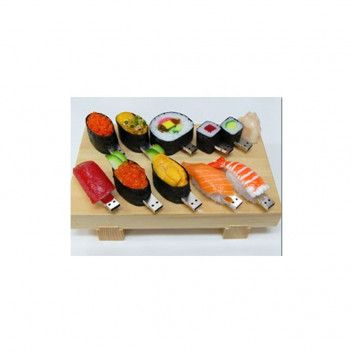 Cle USB Sushi Oursin  - 2