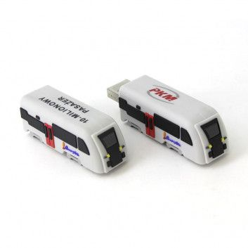 Cle USB Train  - 3