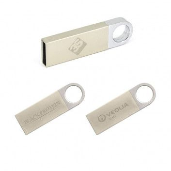 Cle USB Zip Metal EUROPE  - 2