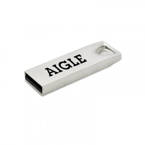 Cle USB Zip Metal Triangle
