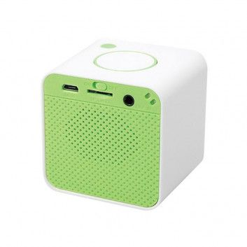 Enceinte Bluetooth Mini Cube  - 1