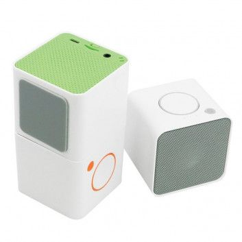 Enceinte Bluetooth Mini Cube  - 3
