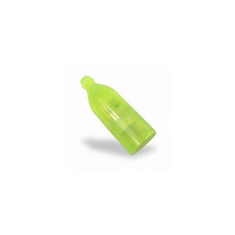 Cle USB Bouteille Fluo  - 1
