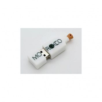 Cle USB Bouteille Huile  - 3