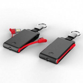 Batterie Power Bank Porte-Clefs Design  - 7