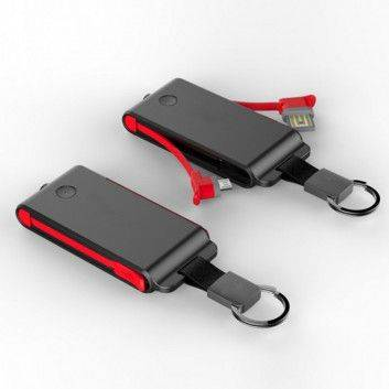 Batterie Power Bank Porte-Clefs Design  - 8
