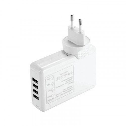 Prise Universelle Chargeur Mural 4 ports