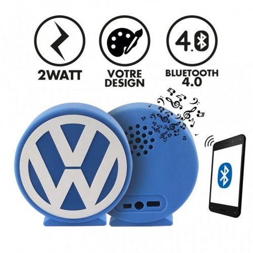 Enceinte Bluetooth PVC