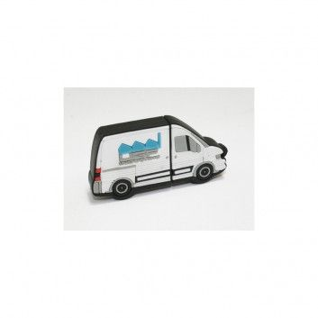 Cle USB Camion Benne  - 5