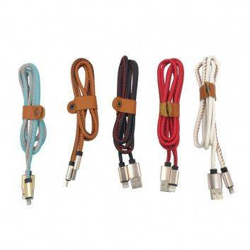 Cable Cuir Simple  - 1