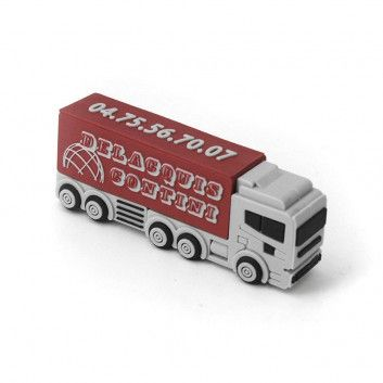 Cle USB Camion Truck  - 4