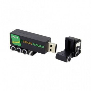 Cle USB Camion Truck  - 10