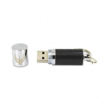 Cle USB Carbon Metal  - 1