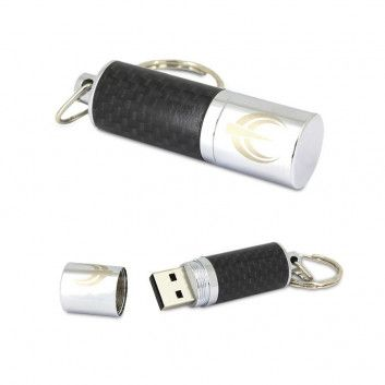 Cle USB Carbon Metal  - 4
