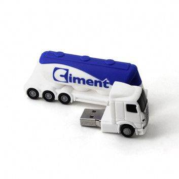 Cle USB Camion Citerne  - 3