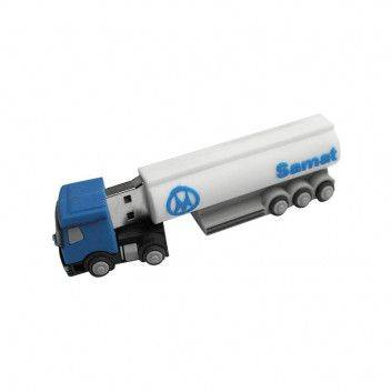 Cle USB Camion Citerne  - 5