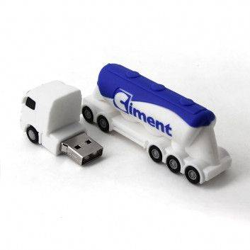 Cle USB Camion Citerne  - 7