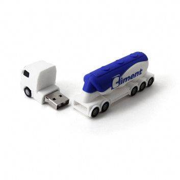 Cle USB Camion Citerne  - 9