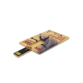 Cle USB Carte Affaire Biodegradable  - 2