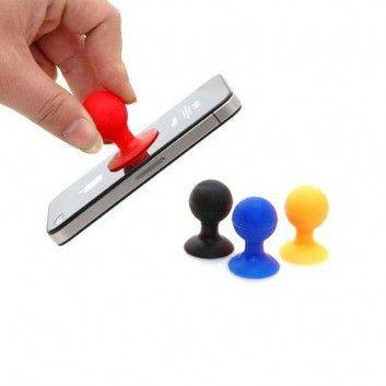 Support Smartphone Ventouse  - 2