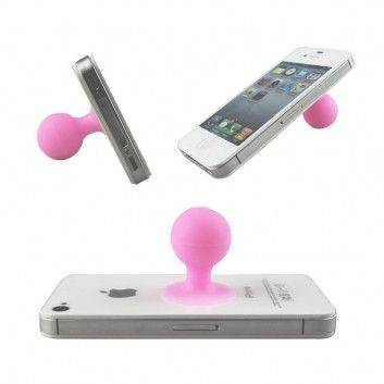 Support Smartphone Ventouse  - 4
